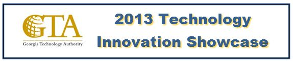 2013 Technology Innovation Showcase Banner