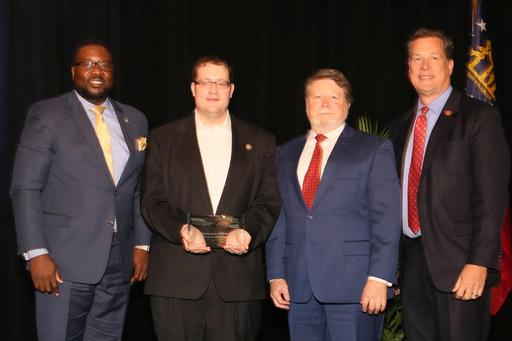 Georgia Department of Driver Services receives 2019 Technology Innovation Showcase award.
