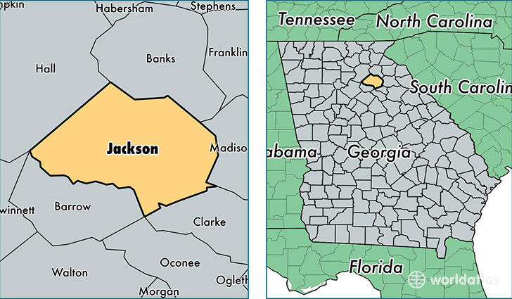 Jackson County Georgia