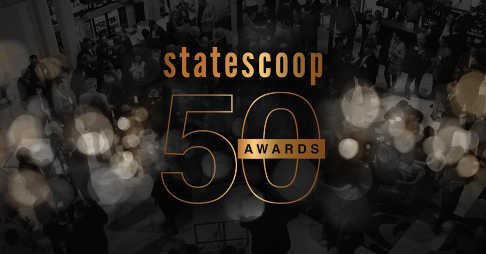 StateScoop 50 awards
