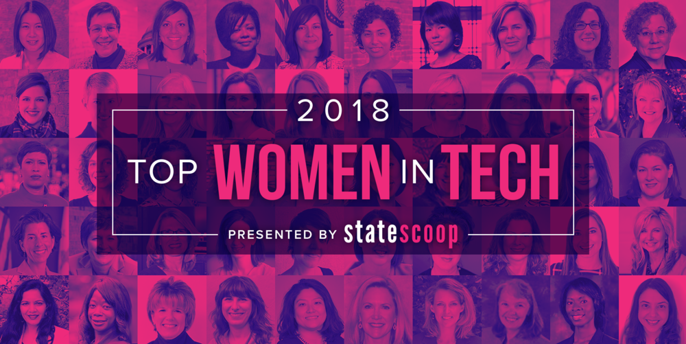 2018 Top Women in Tech presented by StateScoop