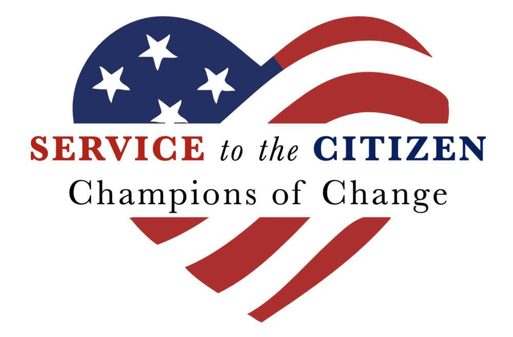 Service to the Citizen badge