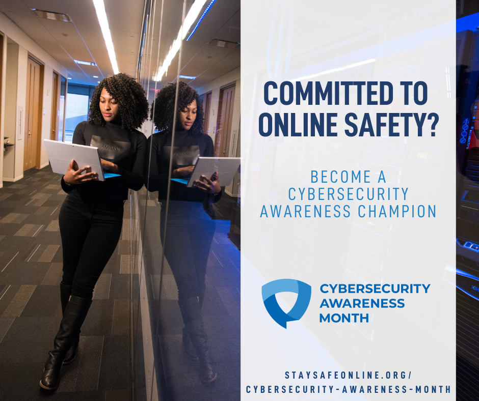 Committed to online safety?
