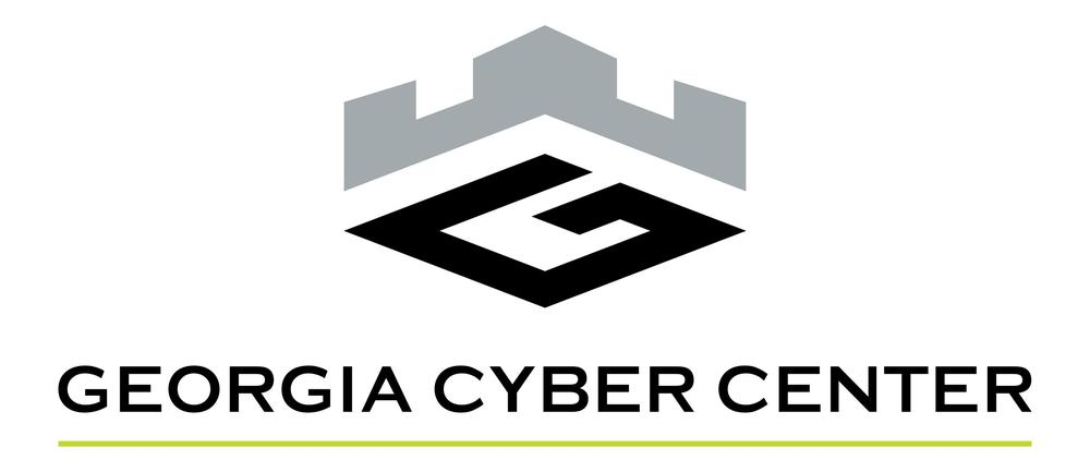Logo for the Georgia Cyber Center